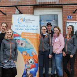 Das Team der Sportjugend Lüneburg